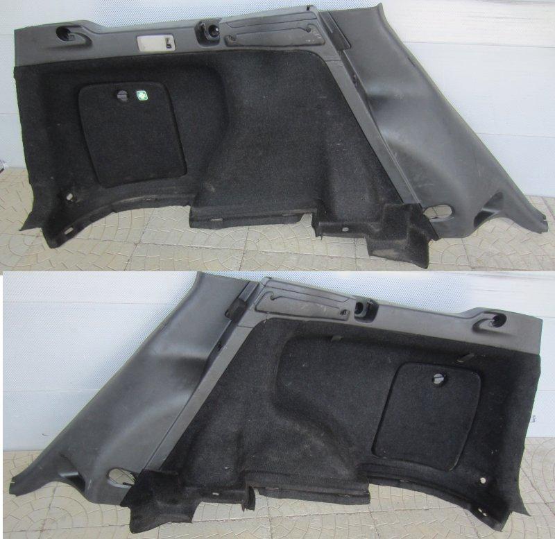 Обшивка багажника Toyota Corolla 120 ZZE121 3ZZ-FE 2004