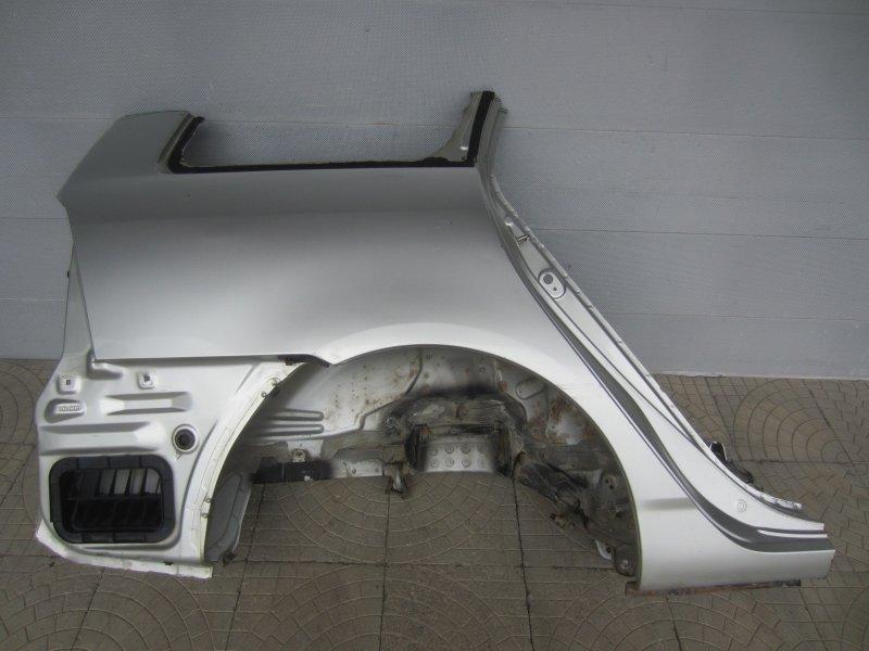 Крыло Toyota Corolla 120 ZZE121 3ZZ-FE 2004 заднее правое