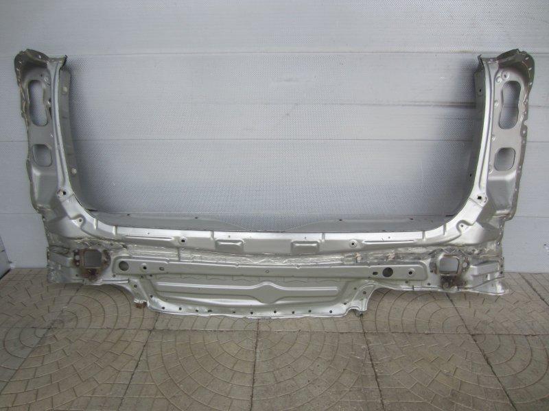 Панель задняя Toyota Corolla 120 ZZE121 3ZZ-FE 2004 задний