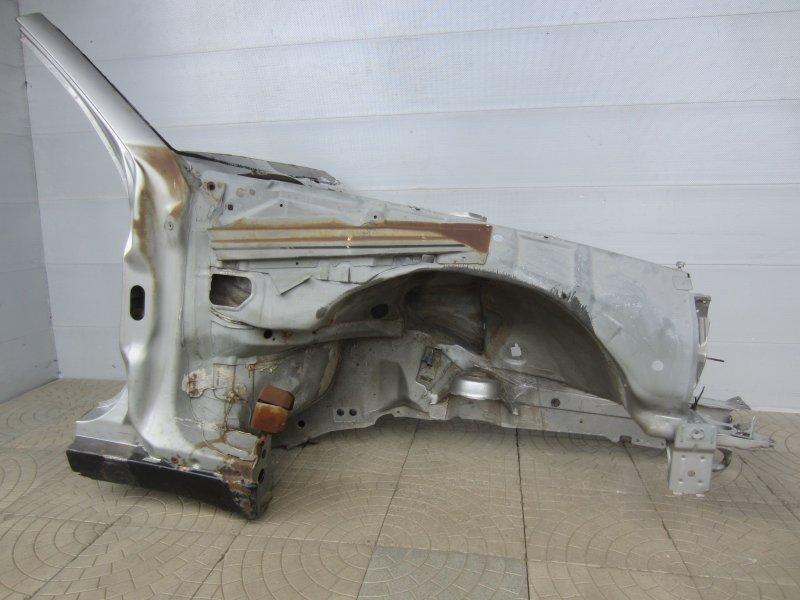 Лонжерон Mercedes-Benz W210 1997 правый