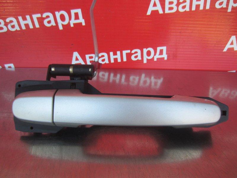 Ручка двери наружная Toyota Corolla 120 ZZE121 3ZZ-FE 2004 передняя правая