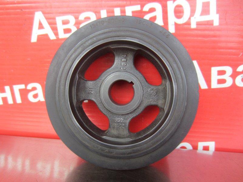 Шкив коленвала Toyota Corolla 120 ZZE121 3ZZ-FE 2004