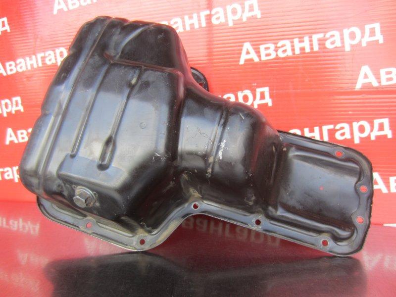 Поддон двигателя Toyota Corolla 120 ZZE121 3ZZ-FE 2004