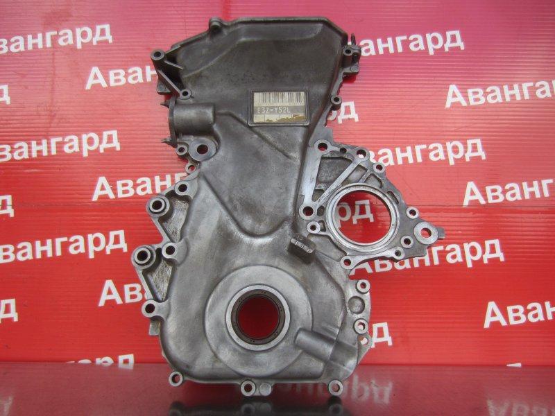 Крышка двигателя Toyota Corolla 120 ZZE121 3ZZ-FE 2004