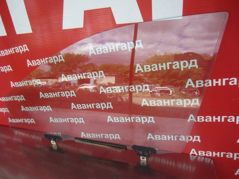 Стекло двери Toyota Corolla 120 ZZE121 3ZZ-FE 2004 переднее левое