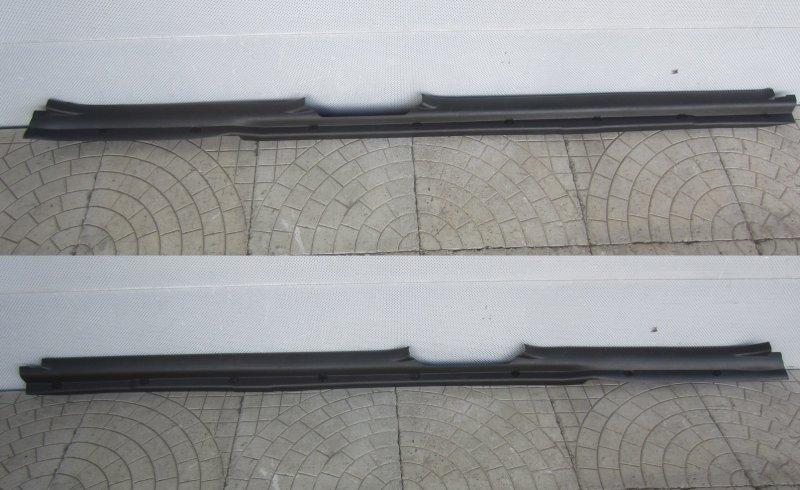 Накладка порога Daewoo Nexia F16D3 2012