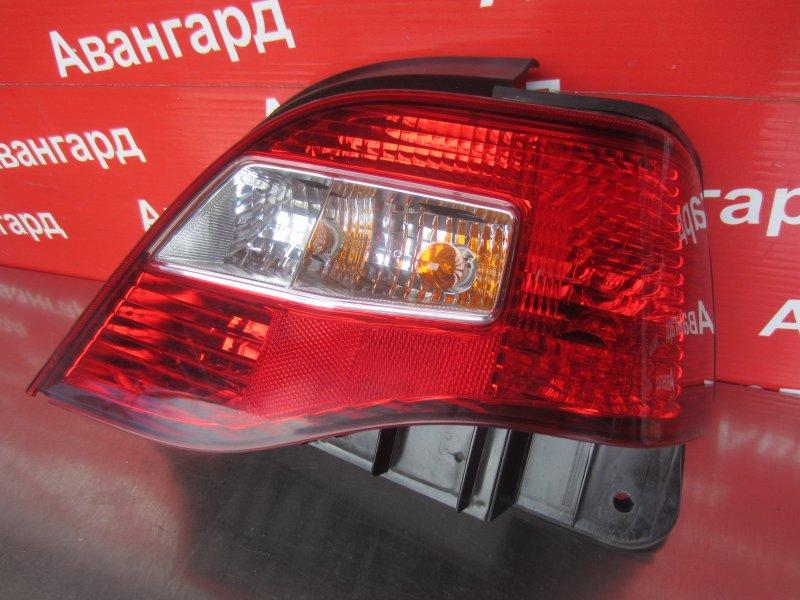 Фонарь Daewoo Nexia F16D3 2012 задний правый