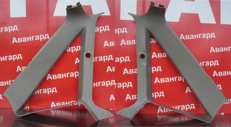 Накладка салона Daewoo Nexia F16D3 2012 задняя