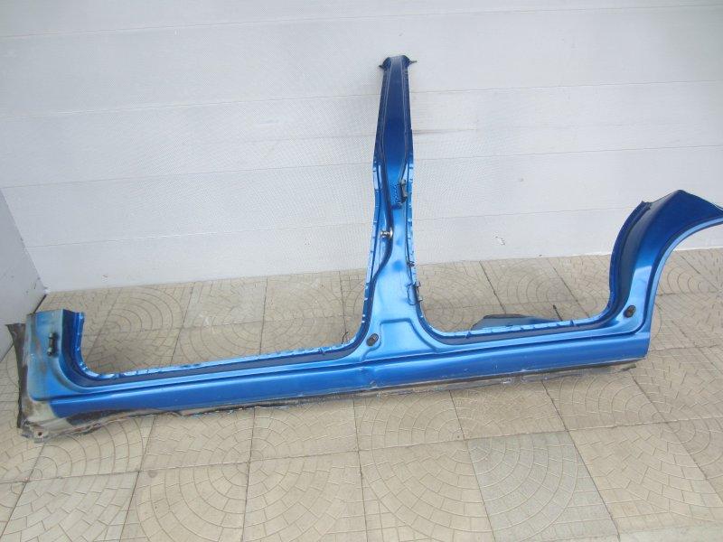 Порог Daewoo Nexia F16D3 2012 левый