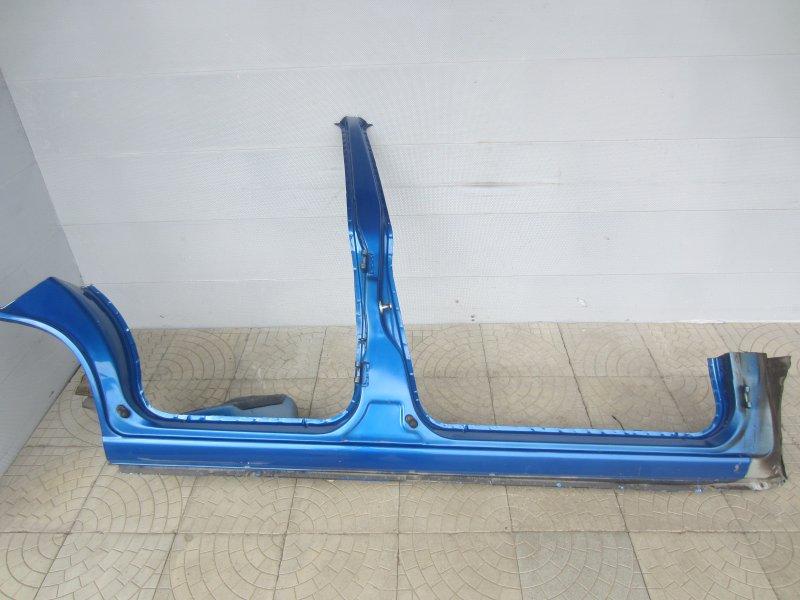 Порог Daewoo Nexia F16D3 2012 правый