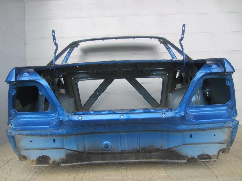 Панель задняя Daewoo Nexia F16D3 2012 задний