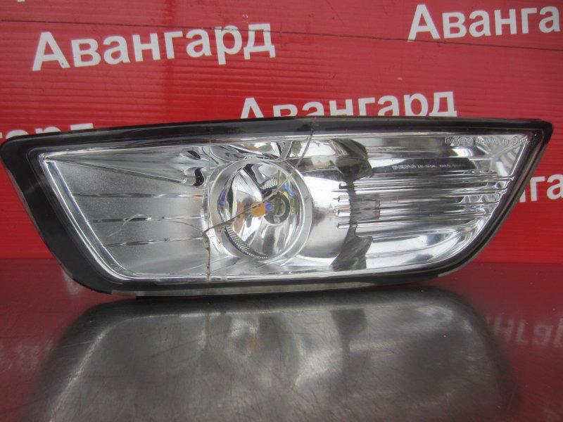 Противотуманная фара Ford Mondeo 4 QYBA 2008 передняя левая