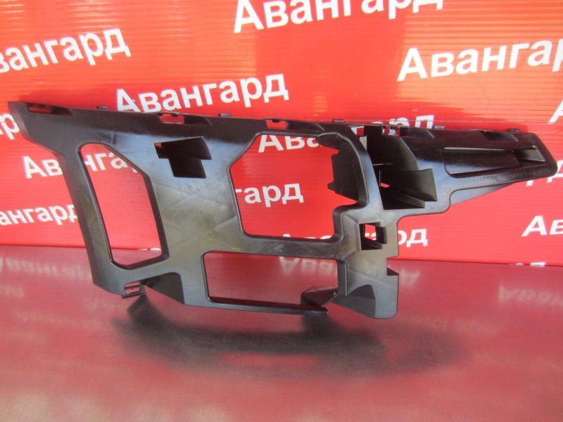 Кронштейн бампера Ford Mondeo 4 QYBA 2008 передний правый