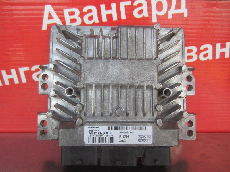 Эбу двс Ford Mondeo 4 QYBA 2008