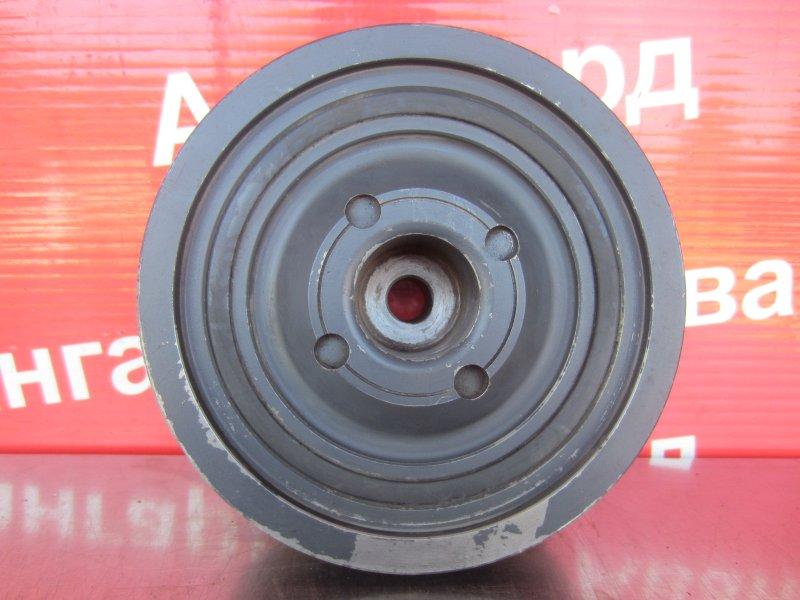Шкив коленвала Ford Mondeo 4 QYBA 2008
