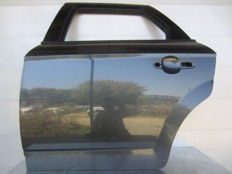 Дверь Ford Mondeo 4 QYBA 2008 задняя левая