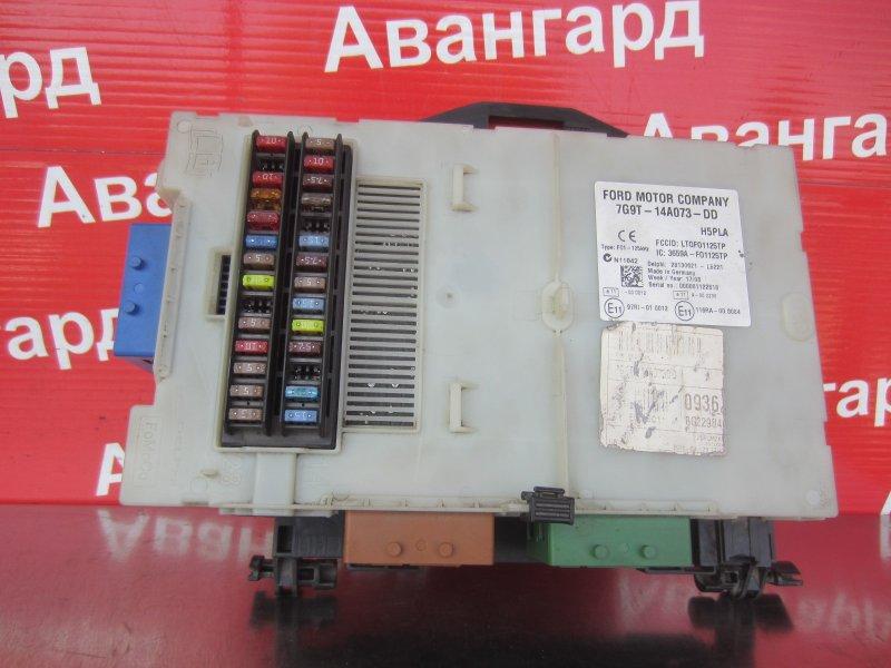 Блок предохранителей Ford Mondeo 4 QYBA 2008