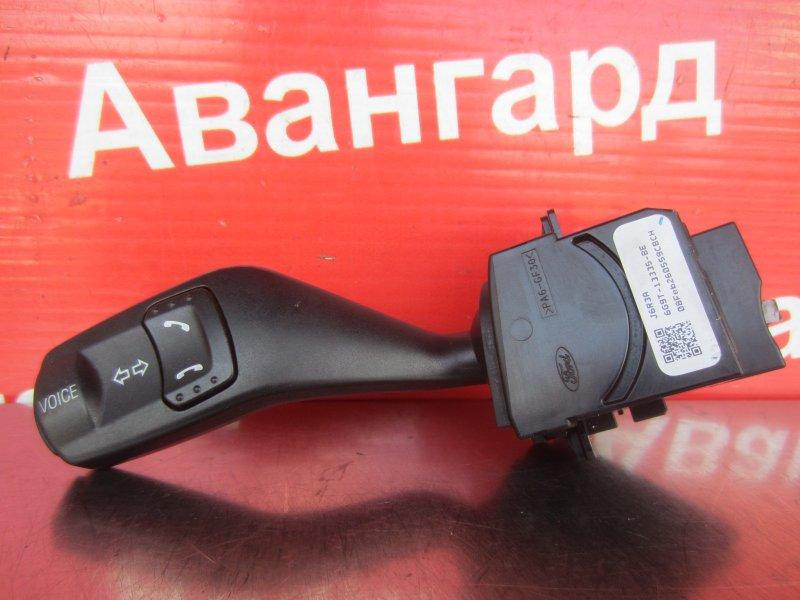 Подрулевой переключатель поворотов Ford Mondeo 4 QYBA 2008 левый