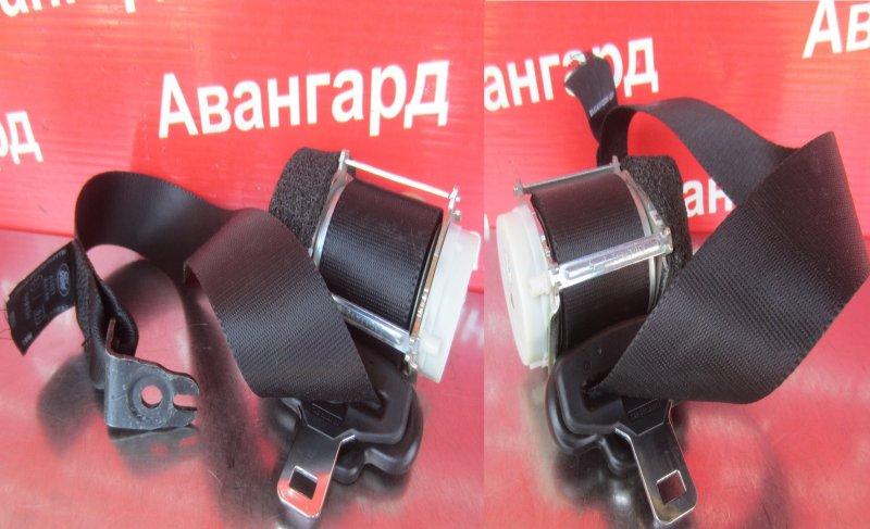 Ремень безопасности Ford Mondeo 4 QYBA 2008 задний