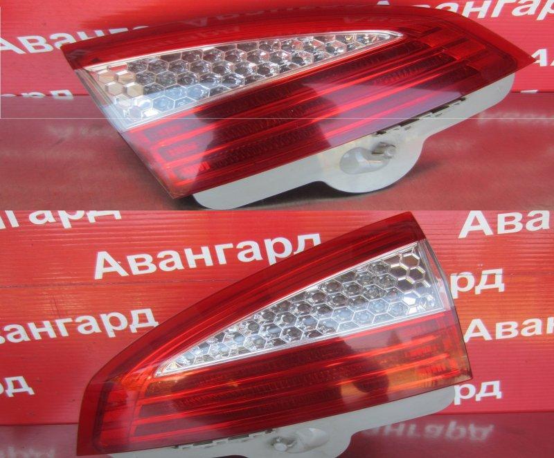 Фонарь Ford Mondeo 4 QYBA 2008