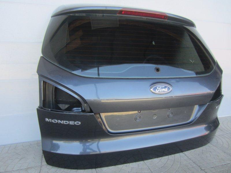 Крышка багажника Ford Mondeo 4 QYBA 2008 задняя