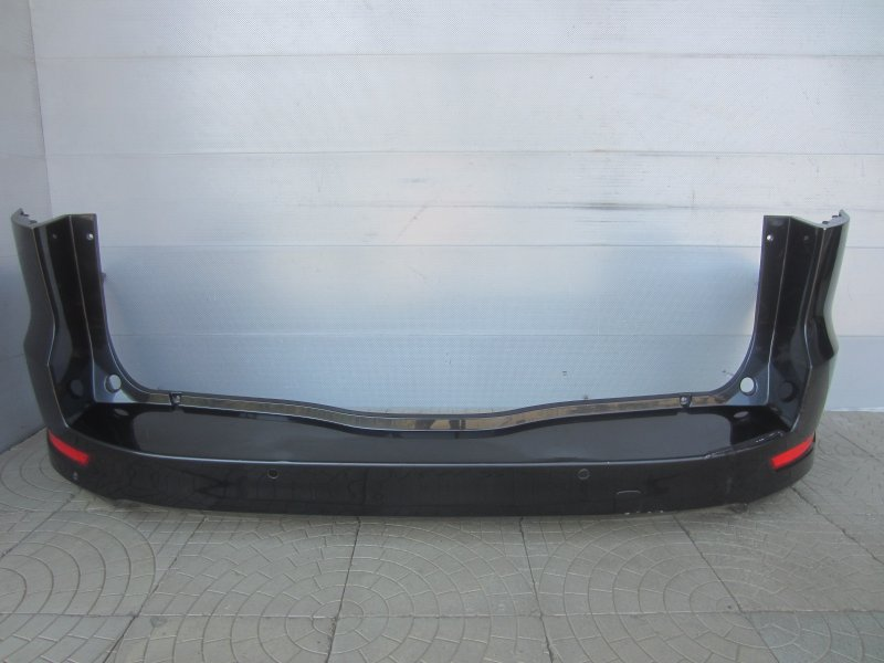 Бампер Ford Mondeo 4 QYBA 2008 задний