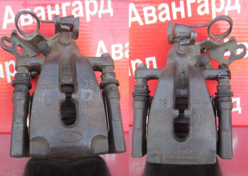 Суппорт тормозной Ford Mondeo 4 QYBA 2008 задний