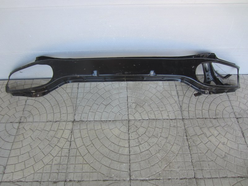 Усилитель бампера Opel Omega B 1998 передний