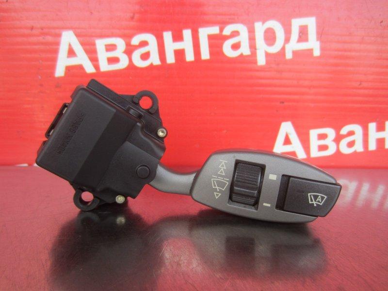 Подрулевой переключатель стеклоочистителей Bmw E65 2004 правый