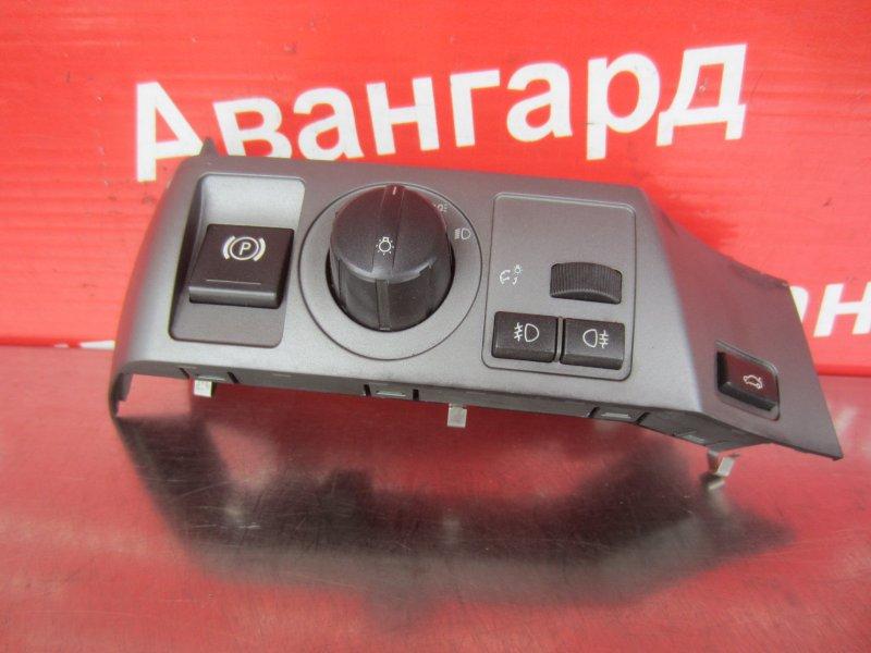 Блок управления светом Bmw E65 N62B44 2004