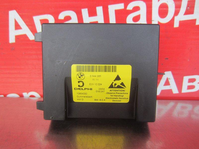 Электронный блок подлокотника Bmw E65 N62B44 2004 передний