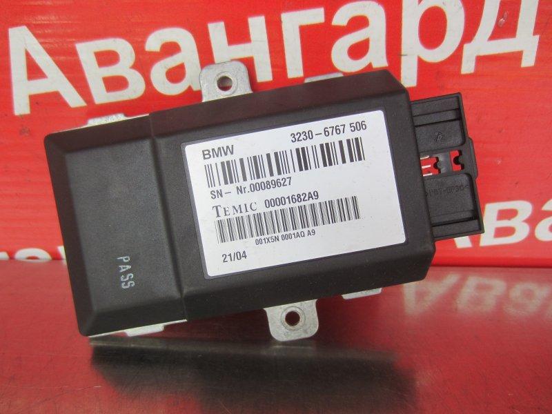 Электронный блок рулевой колонки Bmw E65 N62B44 2004