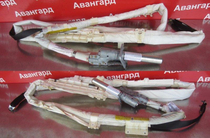 Подушка безопасности Bmw E65 N62B44 2004 верхняя