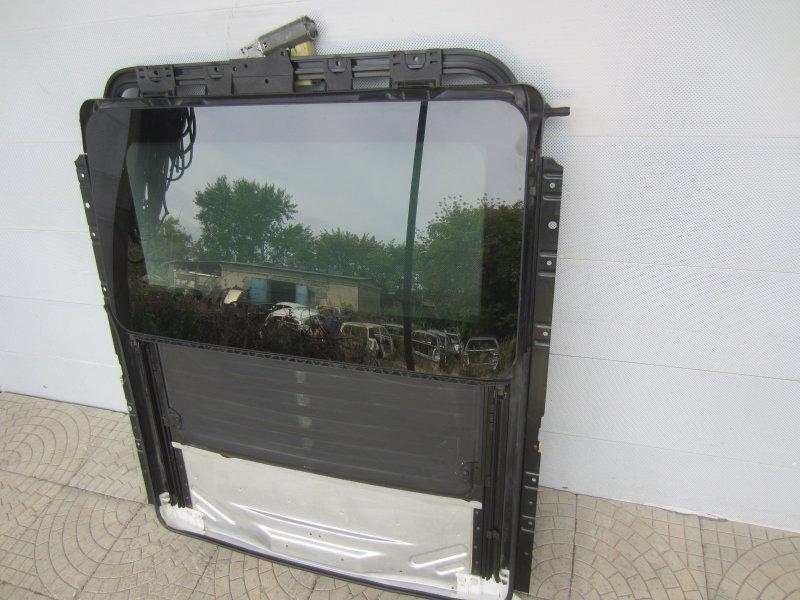 Люк Bmw E65 N62B44 2004