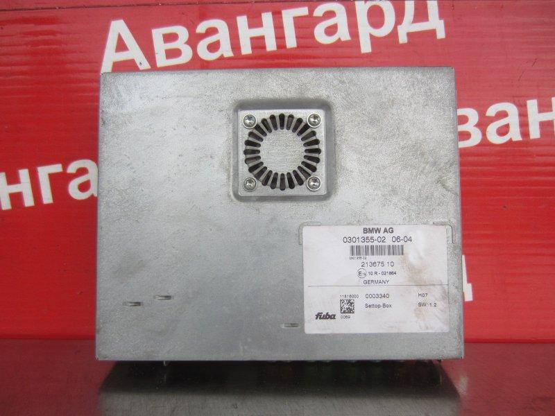 Видеомодуль Bmw E65 N62B44 2004