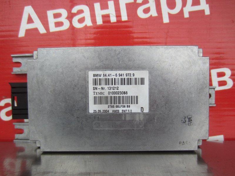 Электронный блок голосовых сообщений Bmw E65 N62B44 2004