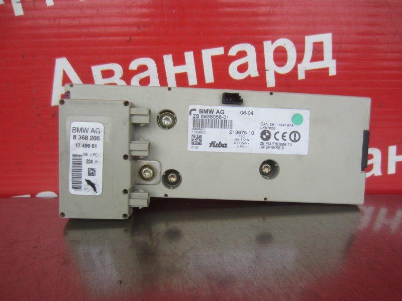 Усилитель антенны Bmw E65 N62B44 2004