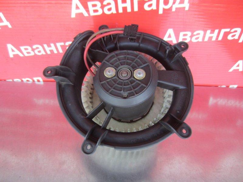 Моторчик печки Bmw E65 N62B44 2004