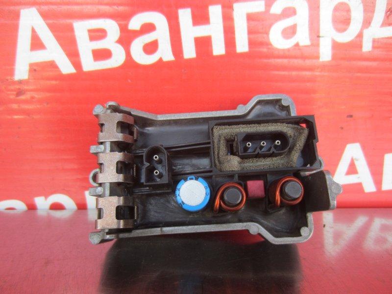 Реостат печки Bmw E65 N62B44 2004