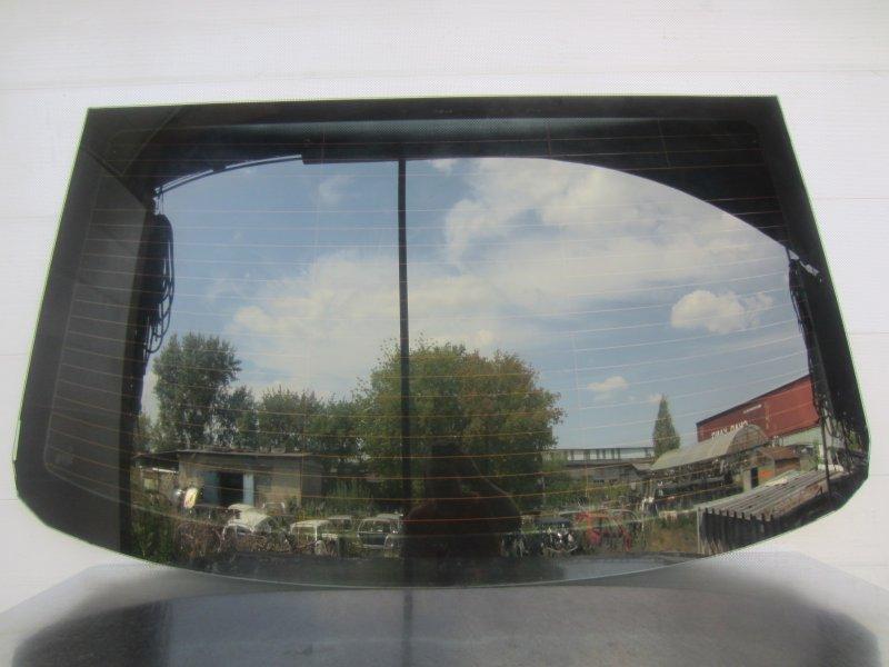 Стекло заднее Bmw E65 N62B44 2004 заднее