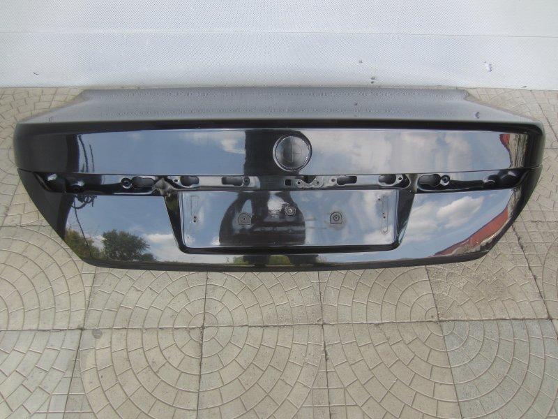 Крышка багажника Bmw E65 N62B44 2004 задняя