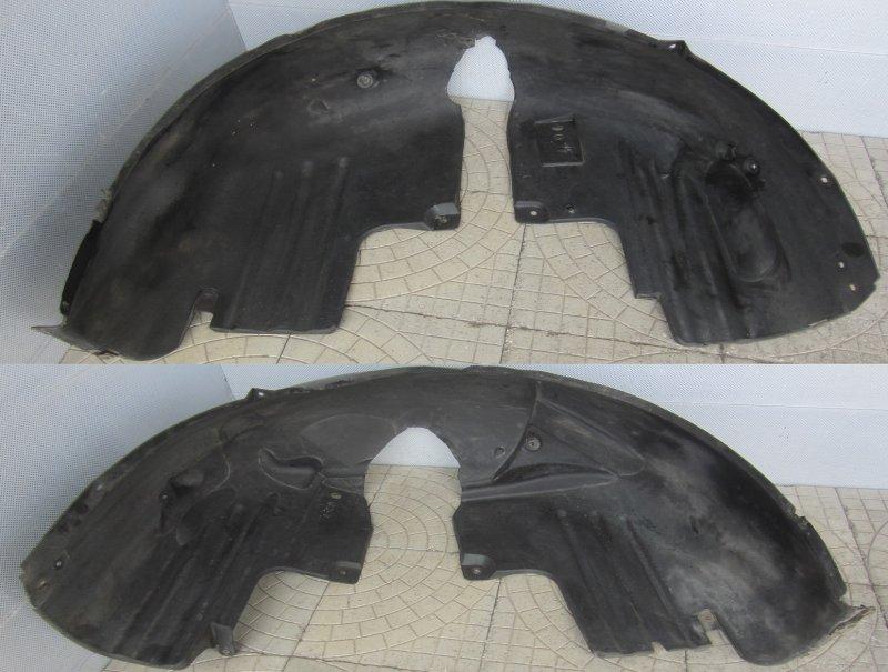 Подкрылок Bmw E65 N62B44 2004 задний