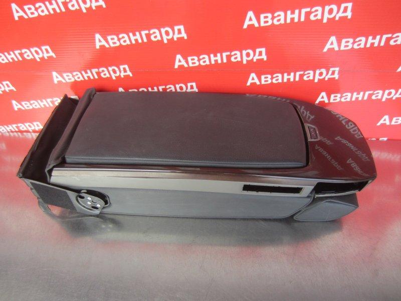 Подлокотник Bmw E65 N62B44 2004 задний