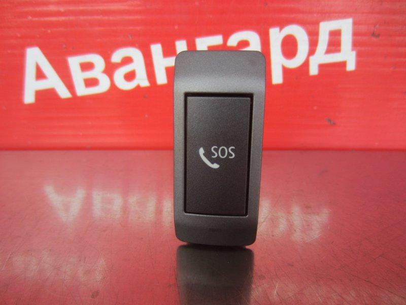 Кнопка sos Bmw E65 N62B44 2004
