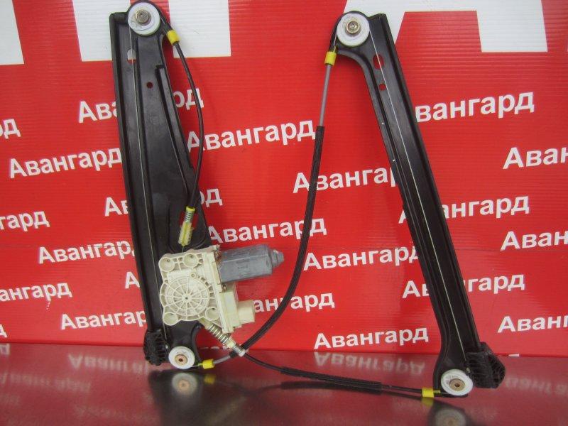 Стеклоподъёмник Bmw E65 N62B44 2004 передний правый