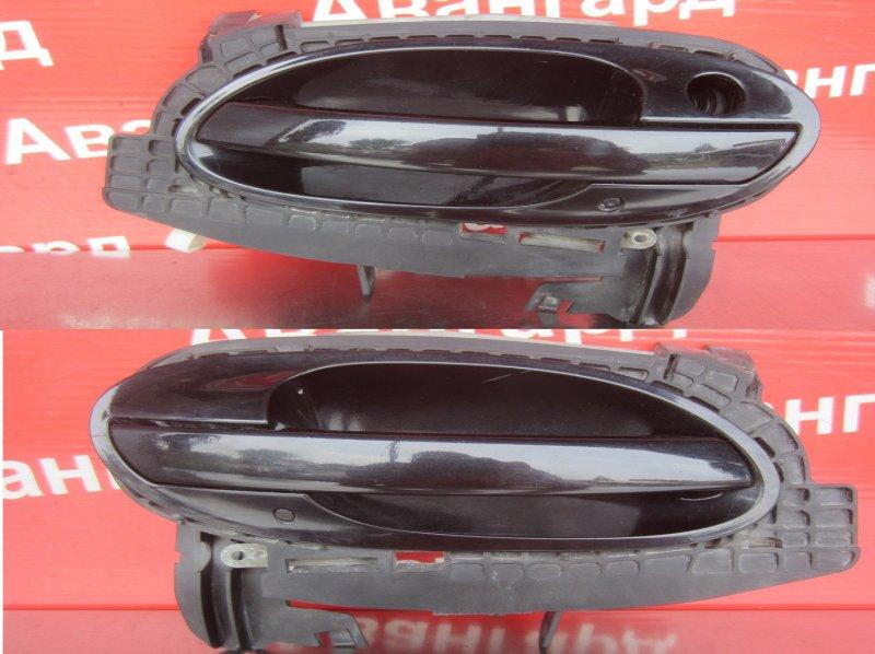 Ручка двери наружная Bmw E65 N62B44 2004 передняя
