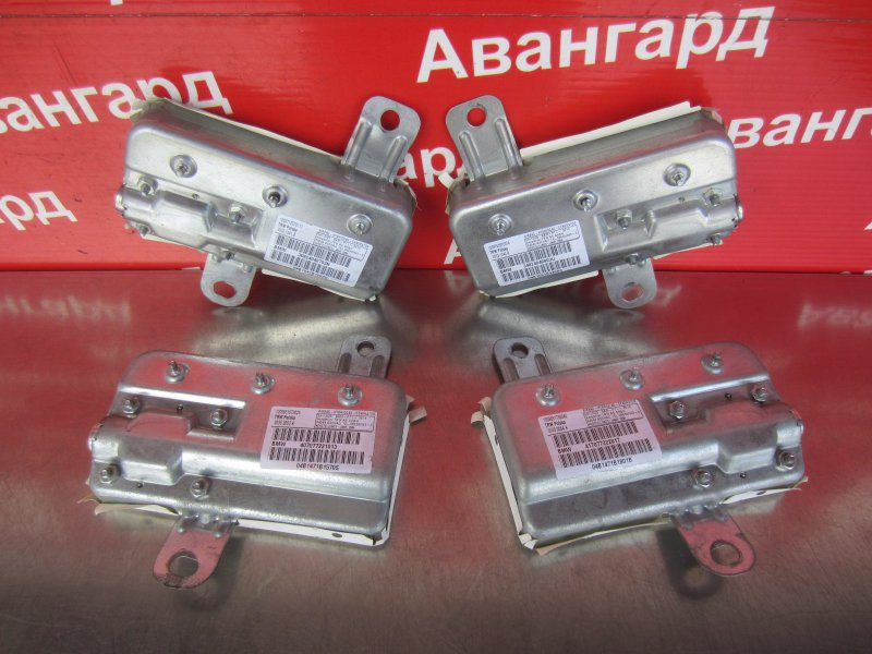 Подушка безопасности Bmw E65 N62B44 2004