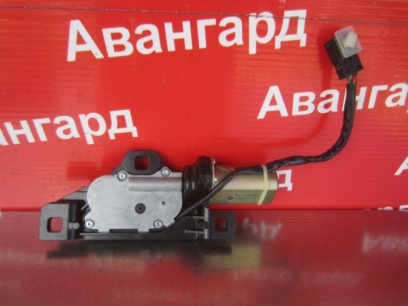 Замок багажника Bmw E65 N62B44 2004 задний