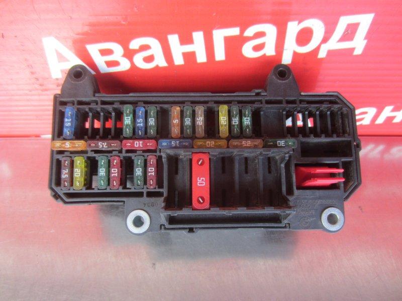 Блок предохранителей Bmw E65 N62B44 2004