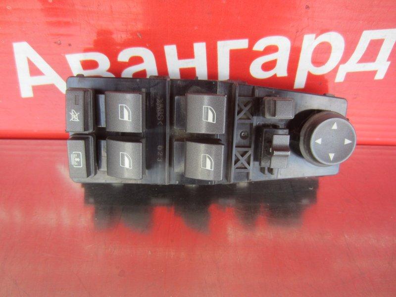 Блок управления стеклоподъемниками Bmw E65 N62B44 2004